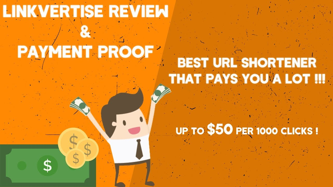 BEST URL Shortener to make Money 2019 - Linkvertise Review ...