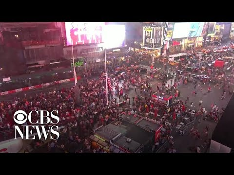 Greg Kretschmar - Bikers Backfire Causes Times Square Panic: Won't Be Charged