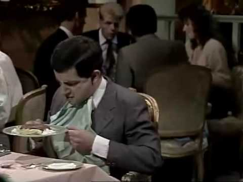 Mr. Bean ---- Restaurant