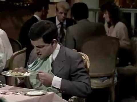 Mr. Bean ---- Restaurant