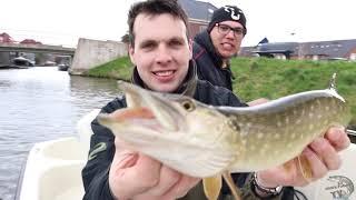 Snoek Forum TV 2 Vissen met Joseph