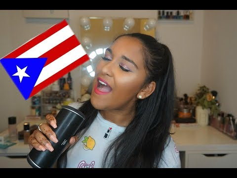 PARTY LIKE A PUERTO RICAN | My Top 6 Classic Songs | Natalia Garcia