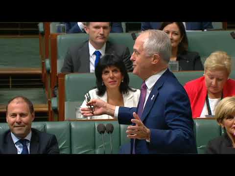 House Question Time 5 December 2017