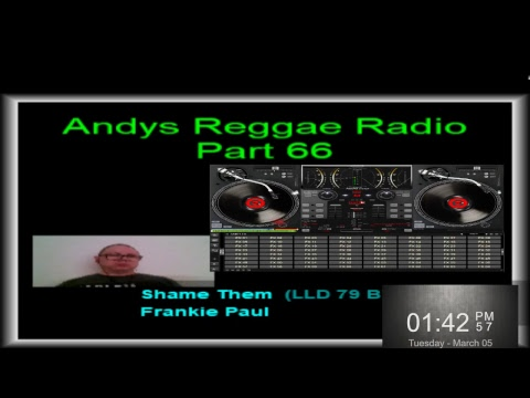 Andys Reggae Radio-Part 66