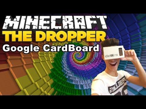 TheLink face rage la TheDropper cu Ochelarii Google-CardBoard