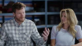 failzoom.com - Dale Earnhardt Jr. with Amy interview