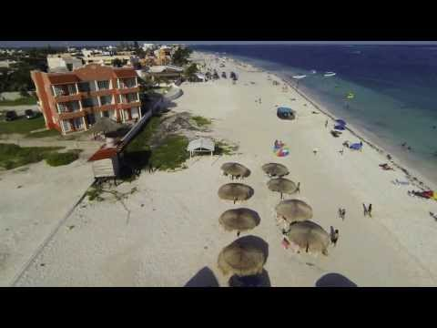 Beach of Puerto Morelos on  Dec 25th 2013