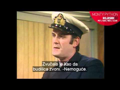 Leteci cirkus Montyja Pythona S01E05 Švercer