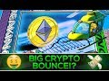BIG Crypto Bounce After HUGE BULLISH News! (WILL IT LAST?)