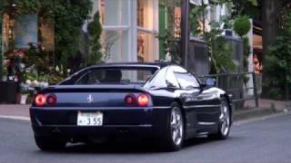 Ferrari F355 F1 photos in Tokyo City