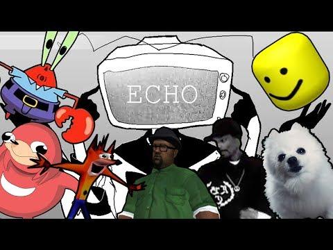 Crusher-P : Echo - Meme Cover