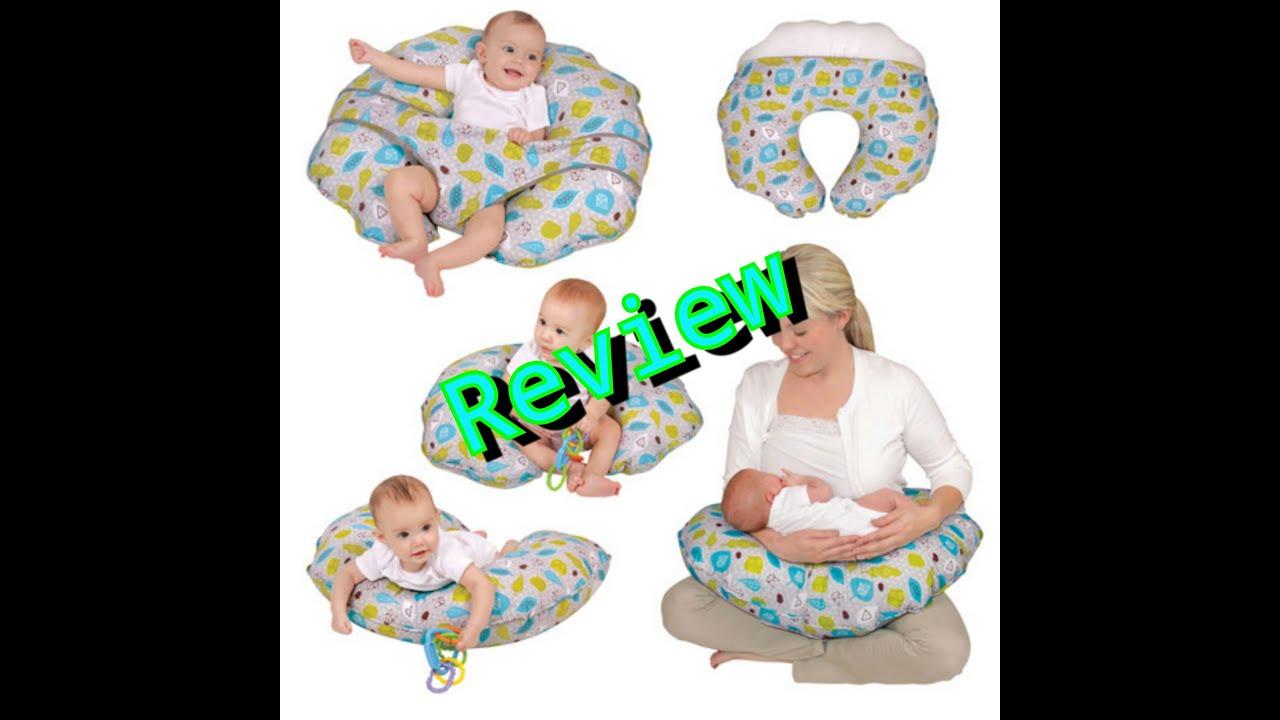 Leachco Cuddle U Nursing Pillow Review Breastfeeding Youtube