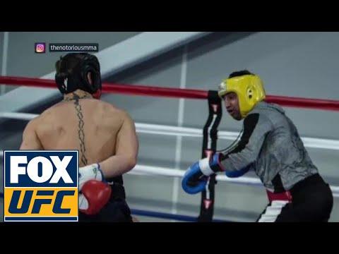 Paulie Malignaggi's spars with Conor McGregor, Jon Jones makes megafight prediction   UFC TONIGHT