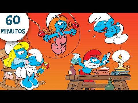 60 Minutos De Smurfs • Coletânea 6 • Os Smurfs
