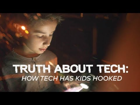 Truth About Tech: Are Your Kids Hooked?