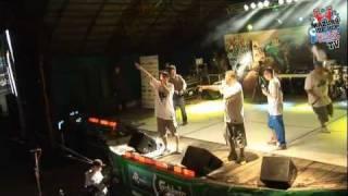 WARSZAFSKI DESZCZ - Gram w Zielone Live in Gizycko @ Mazury Hip-Hop Festiwal
