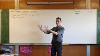 Mathematical Induction Divisibility Proof (1 of 3: What is inductive logic?)
