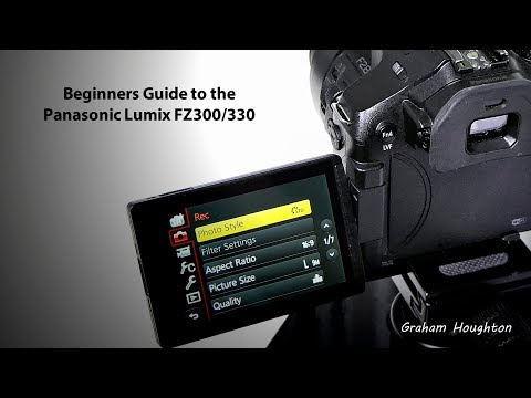 Panasonic Lumix FZ300/330 Beginners Guide to Recording Audio for Better Videos