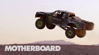 High Speed Off-Roading in the Mojave Desert