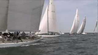 12 meter sailing greenwich cma 2009