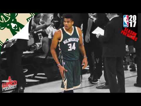 Milwaukee Bucks   NBA Previews 2017-18   Go-to-Guys Wired #204