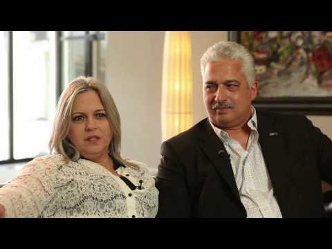 Ivana e Fernando Macedo, Franqueadores Master - Expense Reduction ...