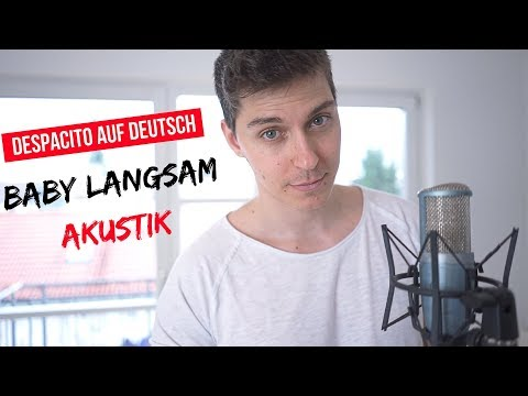 Voyce - Baby Langsam *AKUSTIK VERSION* (DESPACITO AUF DEUTSCH)