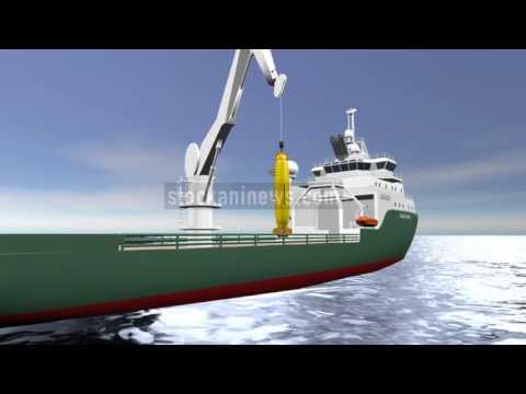 AF 447 search - Seabed  Explorer - March 2010
