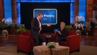 Martin Short Plays 'Heads Up!'