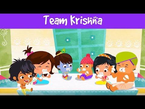 Team Krishna | जन्माष्टमी का त्योहार | हिन्दी कहानी | Motivational Videos For Kids | Jalebi Street
