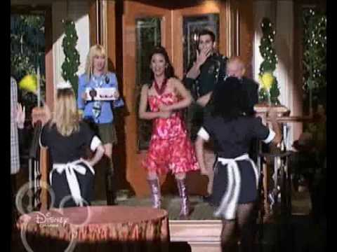 The Suite Life of Zack & Cody commercial dramatic moments