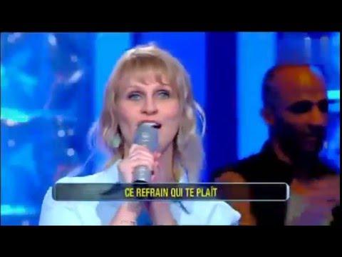 Le record de Lucile dans N'oubliez pas les paroles en demi-finale