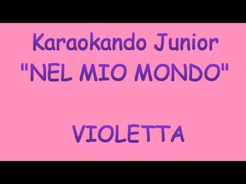 Karaoke italiano - Violetta