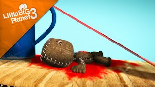 LittleBigPlanet 3 - Sackboy's Mistake (Short Film) [Film/Animation]