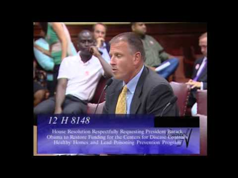RI House of Rep. Hearing on Resolution 8148