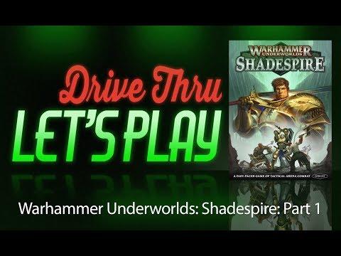 Drive Thru Shadespire - Part 1