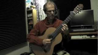 Milagro Theme - Dennis Burns - Guitar