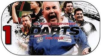 PDC World Championship Darts 2008 #1 ★ [Deutsch] Let's Play PDC World Championship Darts 2008
