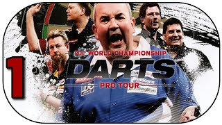 PDC World Championship Darts 2008 #1 ★ [Deutsch] Let