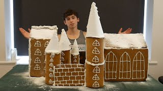 I Made Hogwarts out of Gingerbread