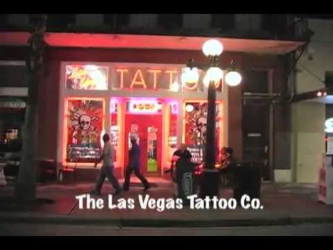 TATTOO UNDERGROUND pt.1...worlds FIRST tv series based on shop life!