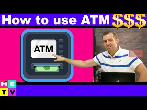How to use an ATM in English | Easy Instructions!