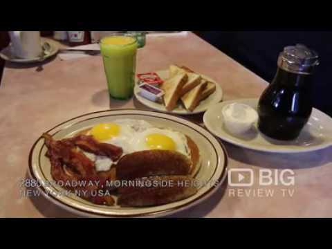 Restaurant   Tom's Restaurant   American Diner   New York   Review   Content   YouTube