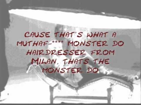 Pussy monster clean version lyrics