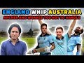 England Whip Australia | Archer and Woakes too hot to handle