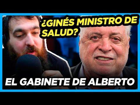 ¿GINÉS GONZÁLEZ GARCÍA MINISTRO DE SALUD?