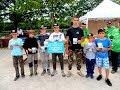 2018 Le 2 juin Diaporama/ Concours de Pêche - 380 truites déversées dans le plan d'eau de Betton