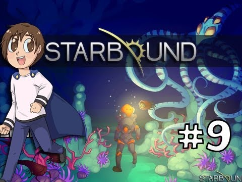 Starbound W/ BlueSandvich | THE HOUSE! | Part 9