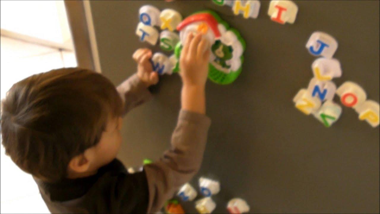 Leapfrog Fridge Phonics Magnet Alphabet Learning Toy