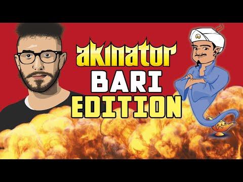 DISSING SU AKINATOR - BARI EDITION